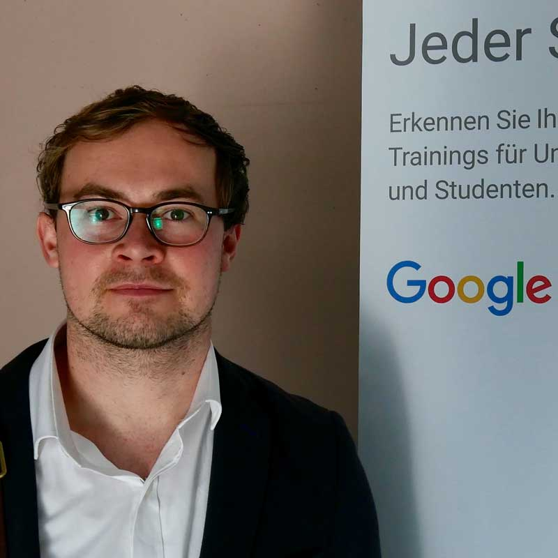 Christoph Gärtner - Onlinemarketing Experte