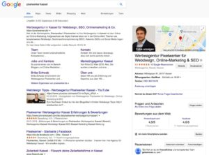 Pixelwerker im Knowledge Graph