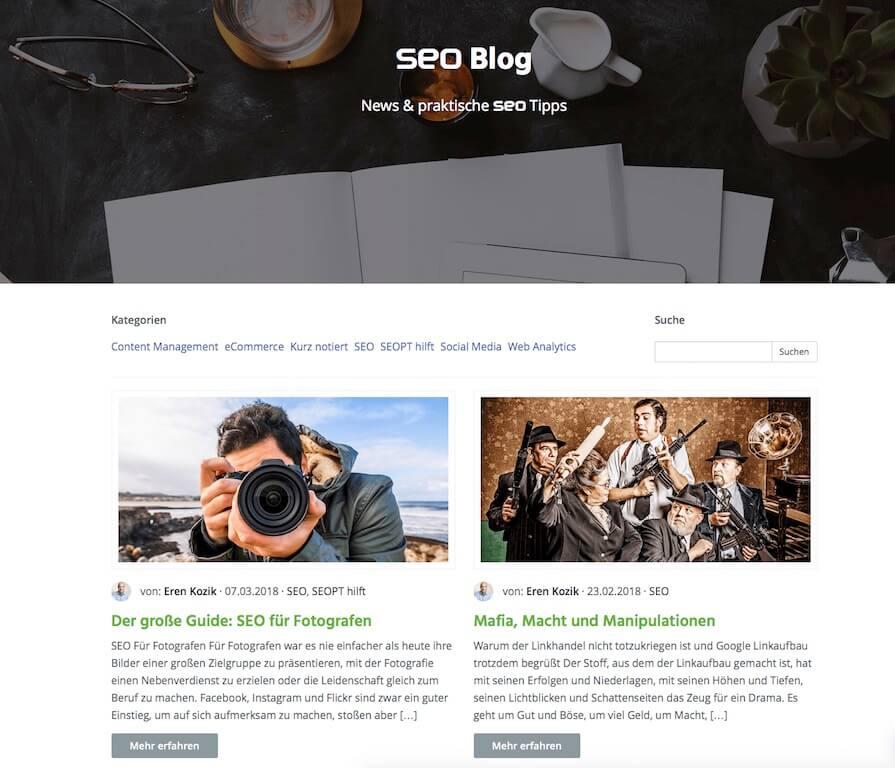 SEOPT Blog