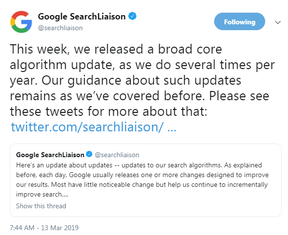 google-florida-update-2